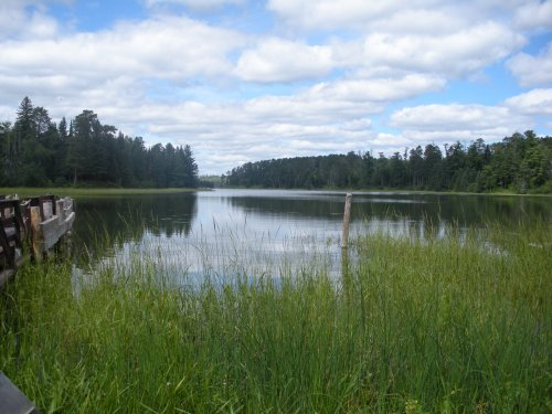Lake Itasca in Minnesota