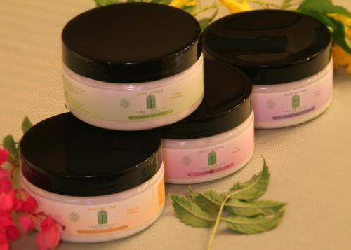 Organic Aromatherapy Body Butters Butters