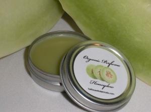 Organic Honeydew Perfume